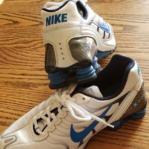 NIKE SHOX TURBO+ VI Running Shoe Style 318164 111